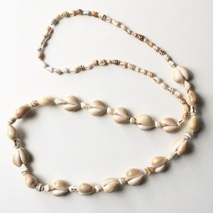 Jewelry - Vintage   Cowrie Shell Necklace